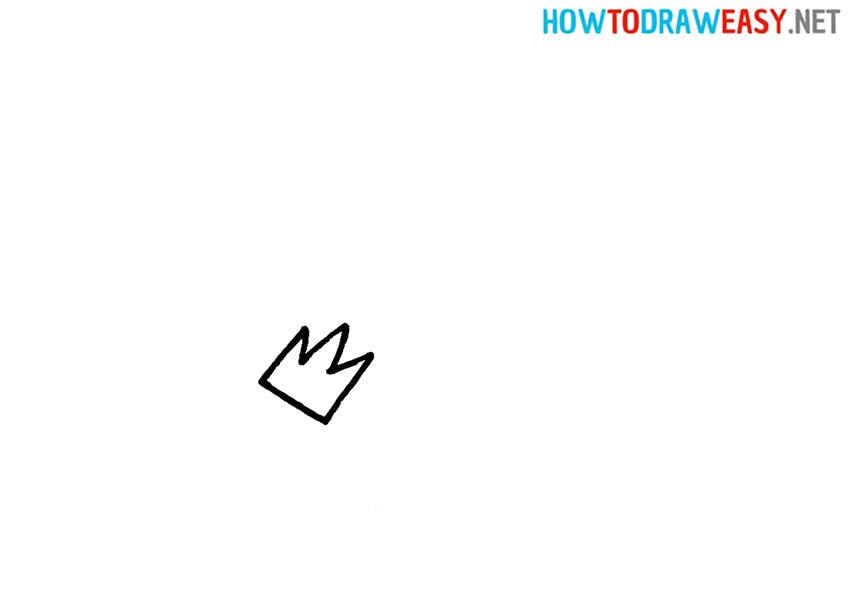 Drawing Princess Shoe