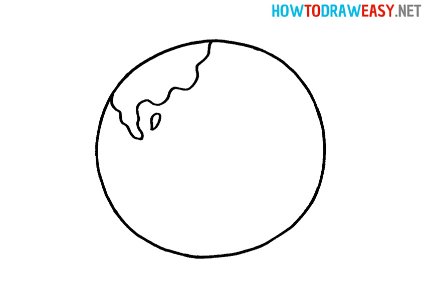 Earth How to Draw