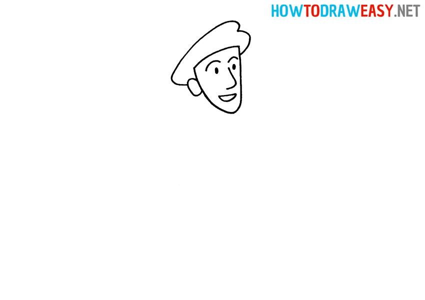 How to Draw Aladdin Head
