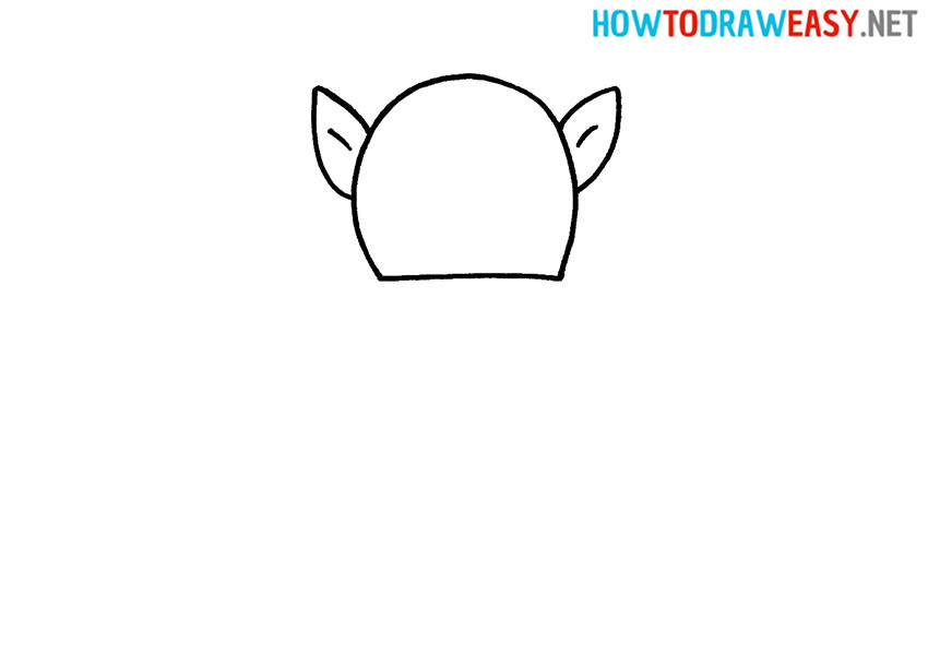 How to Draw a Goblin Head