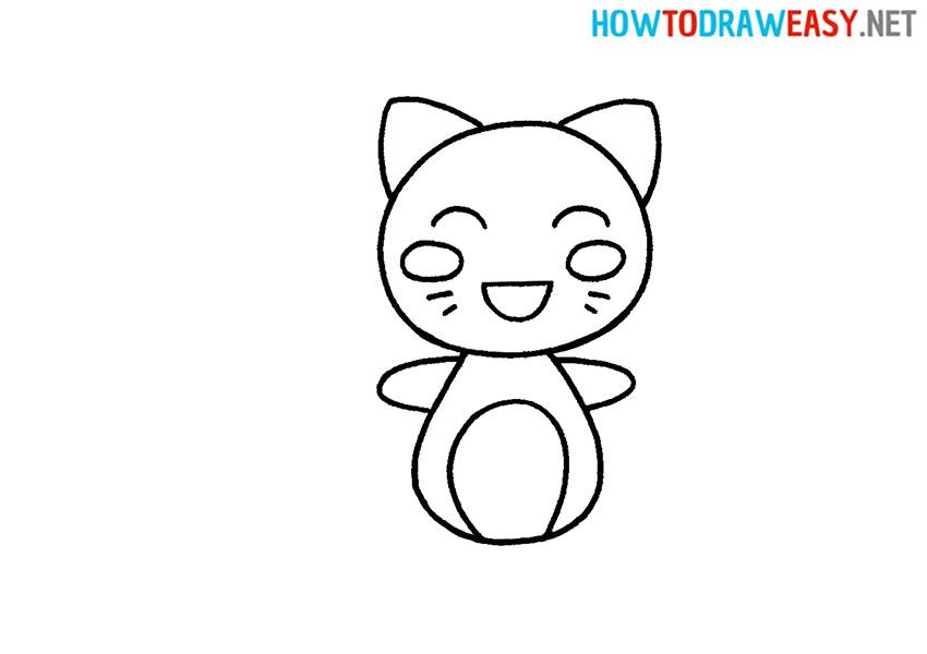 How to Draw a Kawaii