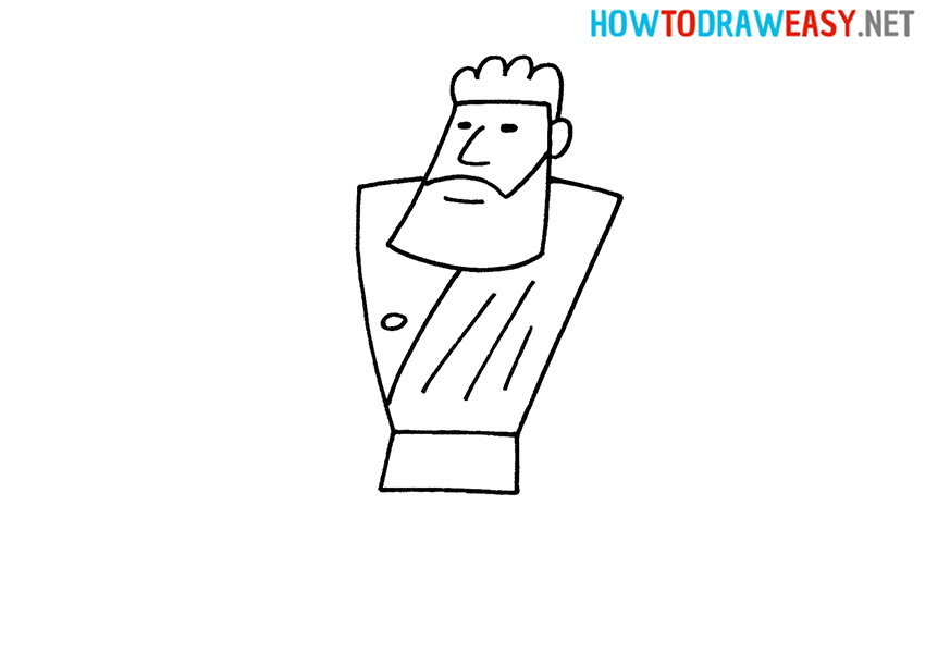 How to Draw a Realistic Hercules