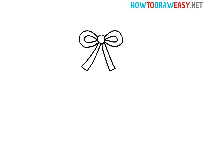 How to Draw a Santas Bag