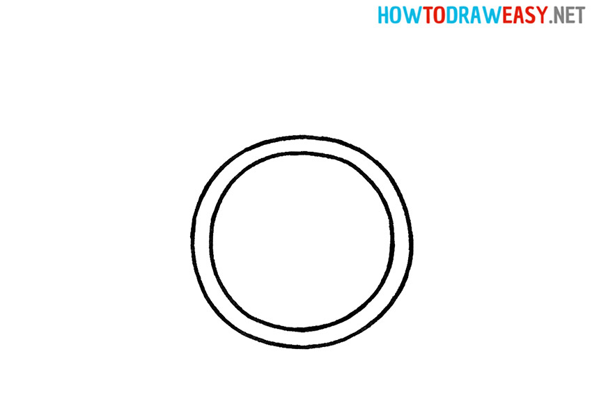 How to Draw a Simple Ring