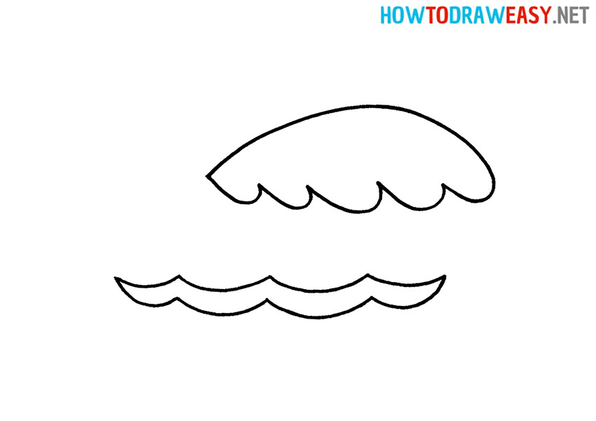 How to Draw a Simple Wave
