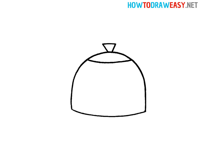 How to Draw an Easy Teapot
