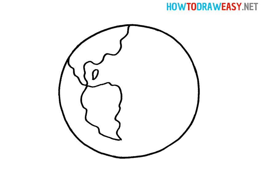 How to Draw the Planet