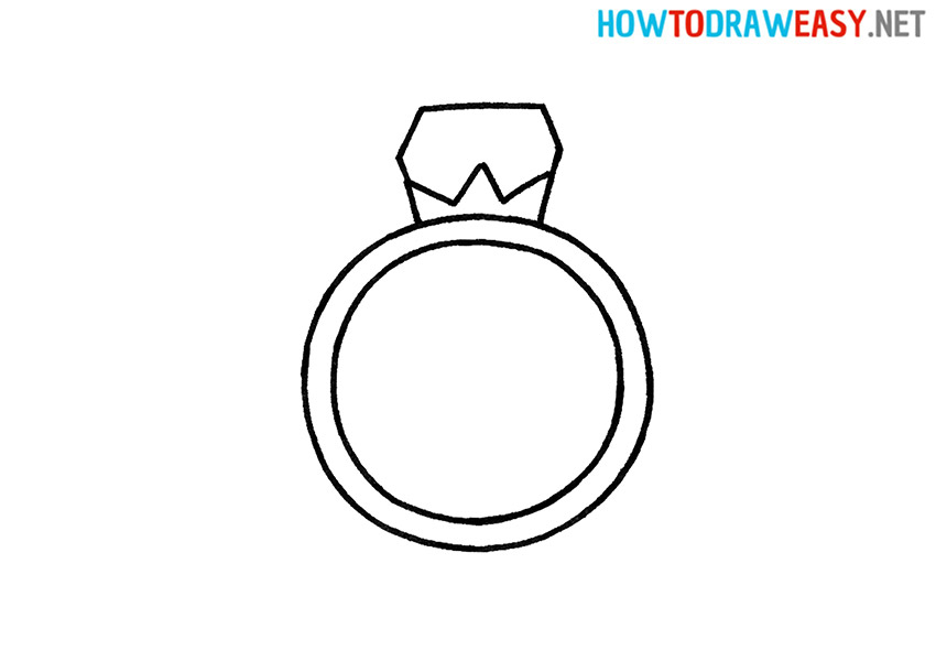 Ring How to Draw