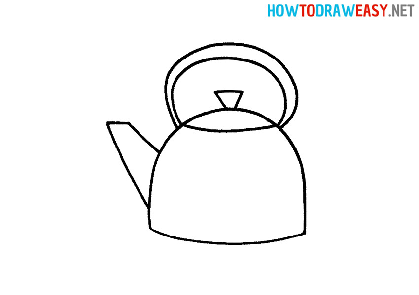 Teapot How to Draw