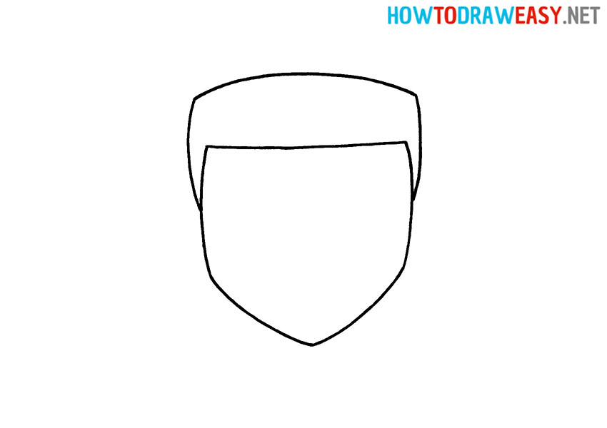 How to Draw a Simple Anime Face