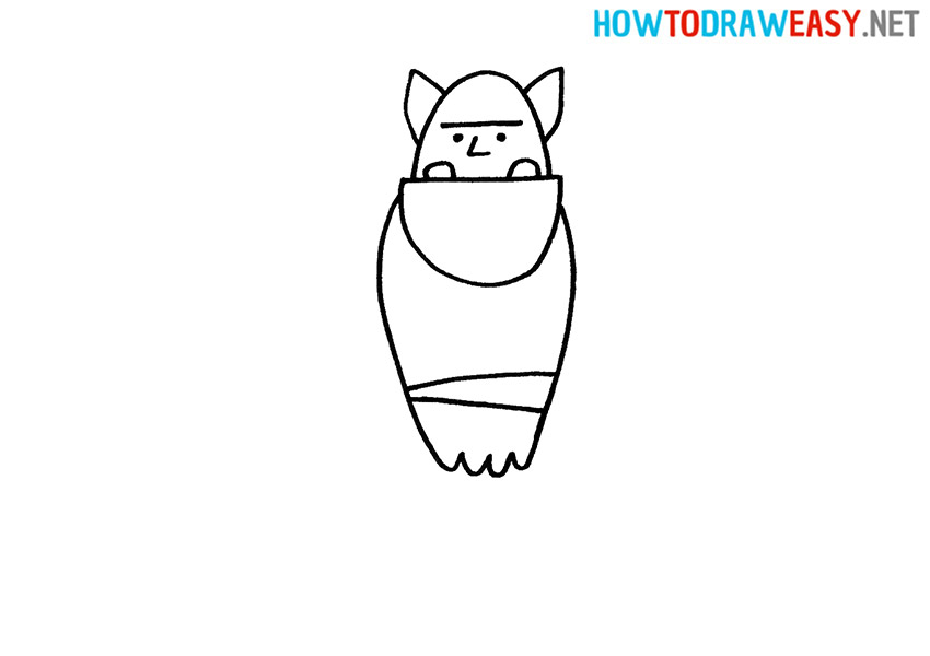 How to Draw a Simple Orc