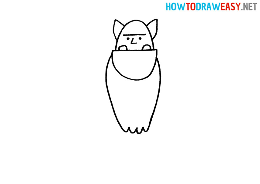 How to Draw an Evil Orc