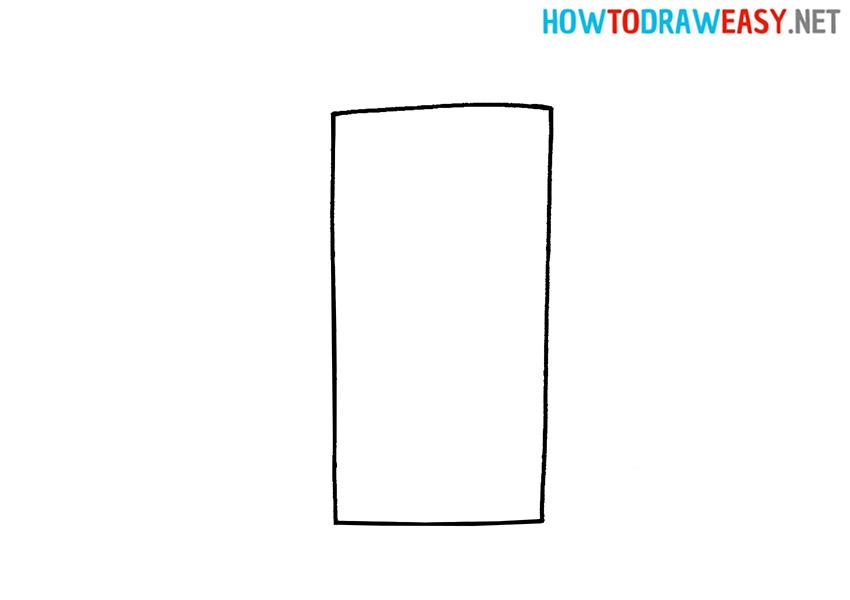 Sketching Fridge
