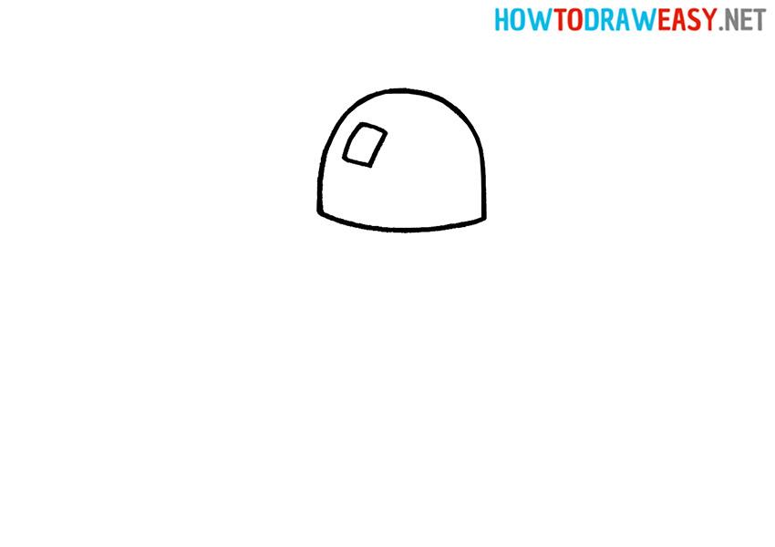 UFO How to Draw